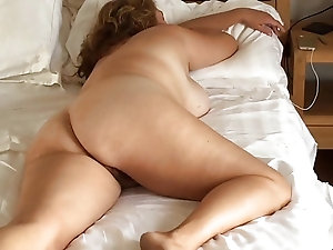 Chunky Mature Woman Cock Teases With Her Booty And Titties