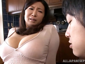 Asian Women Sucking Big Natural Tits