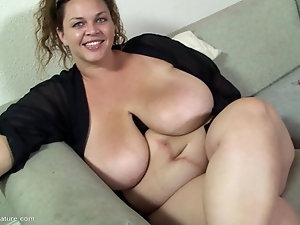 Gilf fucks on sofa excellent