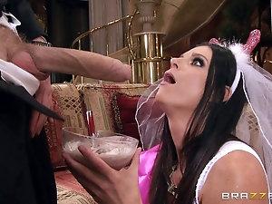 Mature wedding porn