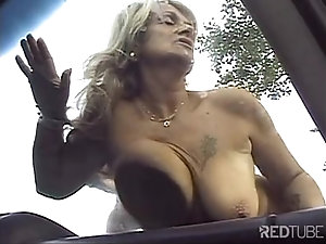 Hungarian mature karola sex
