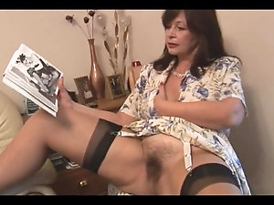 That amateur older women masturbating men