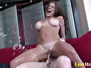 Idea lick brunette squirt japanese penis and consider