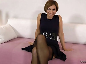 Mature stockings vids