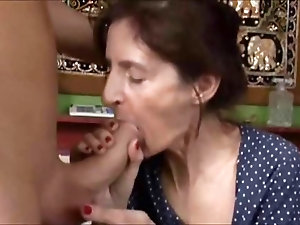 Mika Brown Gaping Ass Filled With Cock