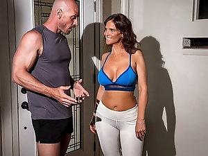 porno fitnessstudio