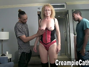 Opinion nasty creampie gang bang excellent variant