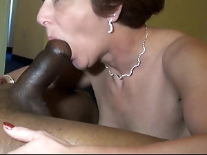 Cuckold milf with hung black cocks